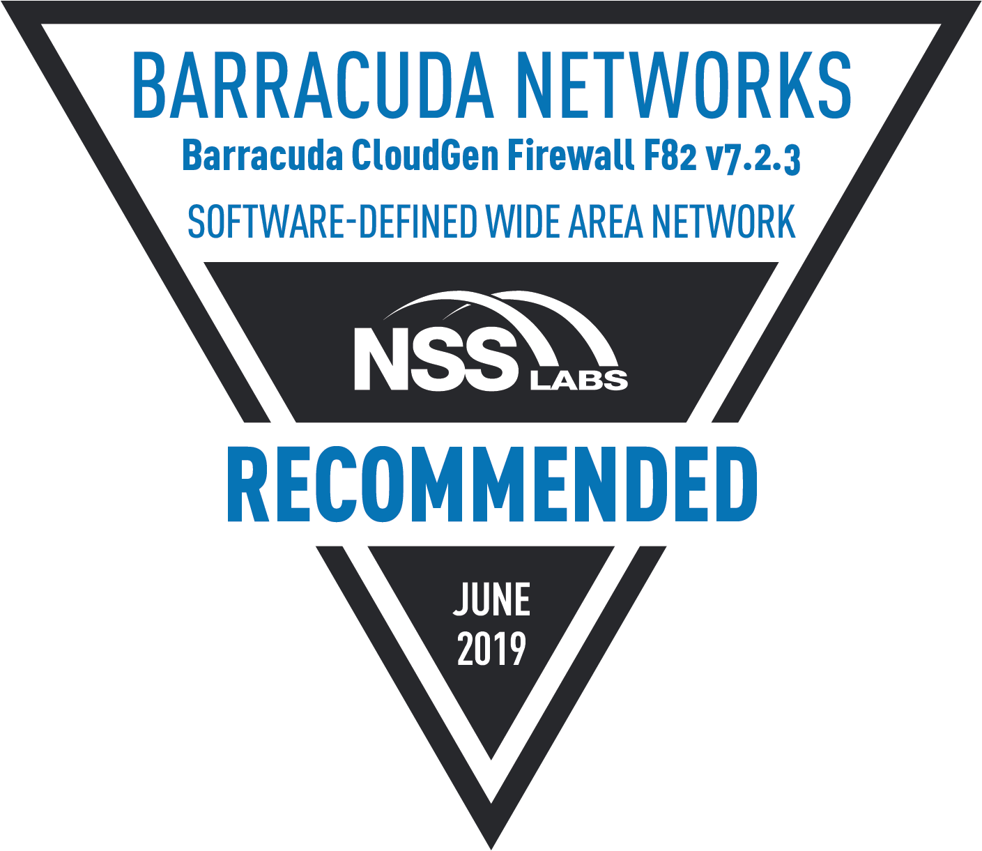 Barracuda Network NSS SD-WAN