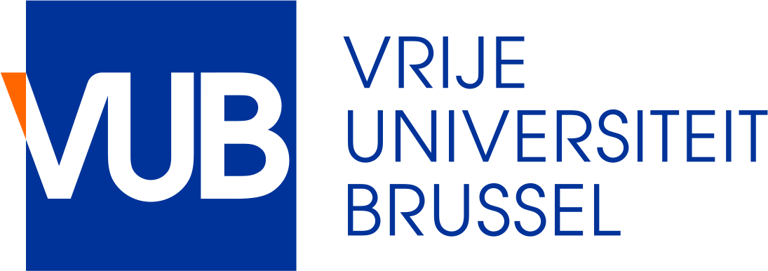 HVrije Universiteit Brussel Logo