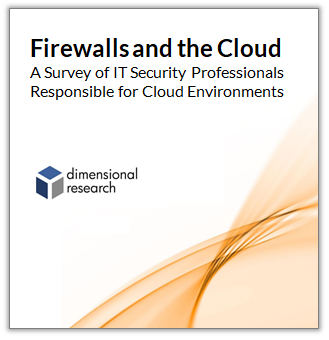 Firewalls and the Cloud Image